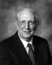William E. Franklin, 2003 DESA Recipient