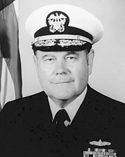 Rear Adm. Wayne Meyer, 1981 DESA Recipient