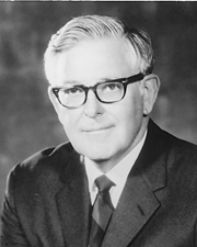 Thomas B. Robinson, 1982 DESA Recipient