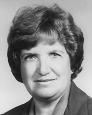 Harriett Rigas, 1983 DESA Recipient