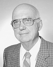 John S. McNown, Ph.D., 1988 DESA Recipient