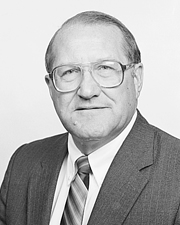 Frank J. Becker, 1991 DESA Recipient