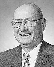 Clarence J. Beck, 1992 DESA Recipient