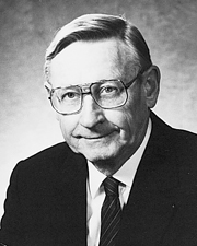 James E. Russell, 1993 DESA Recipient