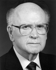 Jack F. Daily, 1995 DESA Recipient